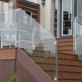 Invisirail Glass Railing Panel