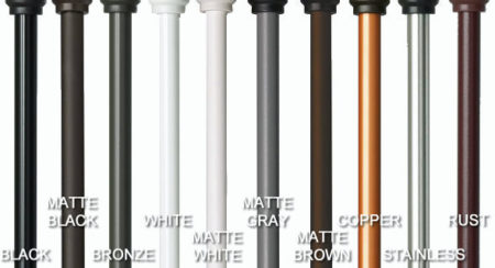 """Classic Baluster - 29"""" - 10 pack (colour options)"""