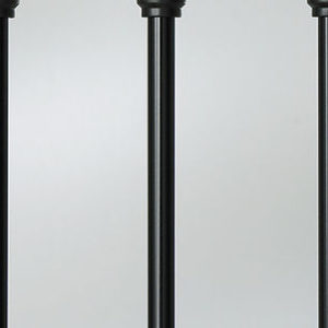 """Classic Baluster - 32"""" - 100 pack (black)"""