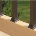 "Estate Baluster - 32"" - 100 pack (black)"