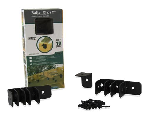 4 Rafter Clips Ironwood Deck Shoppe