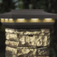 Woodland Gray Solar Postcover Cap Light