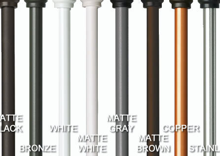 "Classic Baluster - 29"" - 10 pack (colour options)"