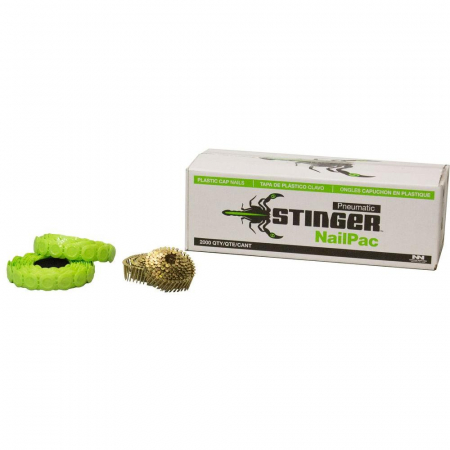 "STINGER 1"" NailPac - 2000 ct"