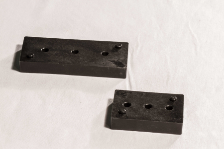 Invisirail Lite-10 spacer - 4 pack